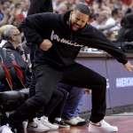 NBA》德瑞克有多熱愛暴龍? 狂粉行為宛如球隊第六人