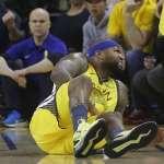NBA季後賽》總冠軍賽表現決定下張合約有多大 表弟談復出:照著計劃一步一步來