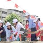 高雄首座新建社會住宅開工 韓國瑜:要讓人民「安居樂業」