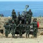 漢光35號演習》巾幗不讓鬚眉!這支全女性官兵組成的砲兵班,成灘岸殲敵作戰「嬌點」