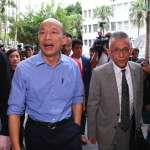 韓國瑜告誹謗 吳子嘉:已提供檢方物證