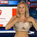 邊播報邊脫光衣服,外出採訪也要三點全露…加拿大開播20年的《裸體新聞》到底好看在哪?