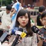 網友「反制罷韓」號召罷免她 黃捷坦承「有點訝異」