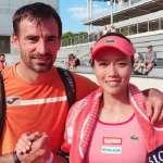 網球》詹詠然法網混雙9連勝 衛冕差一步