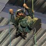 飛簷走壁、秘密滲透、山難搜救 陸軍特戰隊「戰術繩索班」大揭密