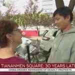 六四30年》在北京做街訪有多危險?美國記者遭中國公安拘留6小時