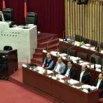 李喬如質詢要求局處首長離開 韓國瑜:這種議員才是不及格