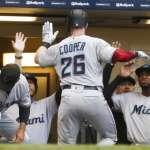 MLB》聯盟最不會得分球隊?! 馬林魚單局九人全進帳打點血洗釀酒人