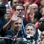 NBA總冠軍賽》歐巴馬現身多倫多決賽 與籃球更靠近,推動非洲聯賽不遺餘力