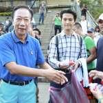 稱林志玲結婚「超震驚」 郭台銘:等她生小孩,我已經是總統了
