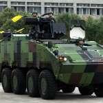 天龍國唯一裝甲部隊 憲兵裝步營扮反空降要角