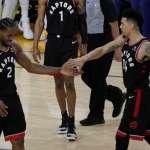 NBA總冠軍賽》暴龍三分彈轟垮勇士 柯瑞飆47分也無力回天
