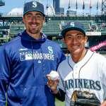 MLB》擔任水手隊開球嘉賓 潘政琮:超酷的經驗