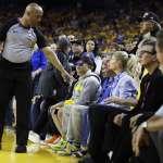 NBA總冠軍賽》這一推 1500 萬 勇士球迷遭「禁賽」一年