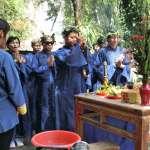 美濃黃蝶祭登場!葉匡時到場參與祭儀 盼地方特色世代延續