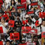 香港反送中遊行》港人湧入蔡英文臉書留言:台灣不要變另一個香港