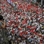 香港反送中遊行》警民凌晨爆發流血衝突 約百名示威者被捕