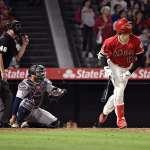 MLB》大谷翔平對上學長 聯合隊友3連轟菊池雄星