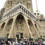 當了137年的「違建」!1億6000萬元代價 西班牙「聖家堂」終於拿到建造執照
