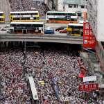 港人反送中 蔡總統:一國兩制不會是台灣人選項