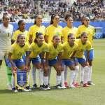 足球》巴西女足41歲中場七度參賽創紀錄 教練曾說:「他是外星來的」
