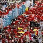 「自由的台灣撐香港的自由!」蔡英文力挺反送中:激勵台灣珍惜得來不易的一切