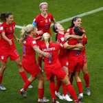 世界盃女足》美國破紀錄踢進13球 賽後教頭解釋為何大幅領先仍積極進攻