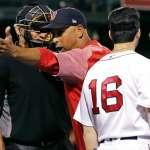MLB》班奈坦迪向「最糟裁判」赫南德茲碎嘴 結果竟是一壘審將他驅逐出場?!