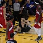 NBA》總冠軍賽受傷仍堅持罰球 湯普森:我不想留下遺憾