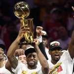 NBA冠軍戰》范弗利特、洛瑞挺身而出 暴龍奪下隊史首冠