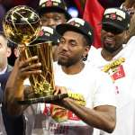 NBA冠軍戰》可愛成史上首位拿過東、西區FMVP 賽後受訪時一度哽咽