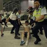「我們是催淚彈的一代,也許有一天要面對真槍實彈」兩位香港「反送中」抗爭者的自白