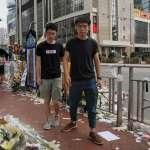 歸隊!香港新世代政治領袖黃之鋒出獄,誓言繼續抗爭,「反送中要贏得更徹底!」