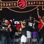 NBA》雷納德魔性笑聲再現 洛瑞鼓動球迷高喊:再5年!