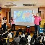 勇敢開口說英語 臺中力推英語環遊世界領袖營巡迴48校