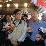 民調指他回鍋選高雄將大勝 陳其邁:韓國瑜認真做就沒這結果