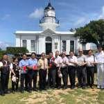 慶祝第65屆航海節 慰勞信號台、引水人暨燈塔人員