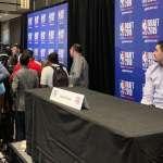 NBA》選秀媒體日被晾在一旁 格林:他應該把照片裱框每天看