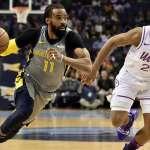 NBA》正式告別灰熊12年生涯 康利被交易至爵士