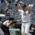 MLB》被投球耽誤的打者? 李維拉「老球星日」敲場內全壘打