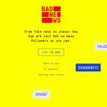 英國劍橋大學研究:玩15分鐘「製造假新聞」模擬遊戲,對抗假消息能力更強了!
