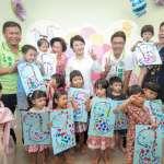 盧秀燕:四年內親子館「雙倍增」 上任首座親子館開幕