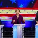 美國2020大選前哨戰開打!民主黨總統初選辯論展現多元性,川普愛看又嫌「BORING!」