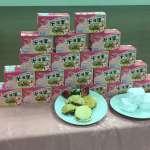 大安農會發表新品 飛天豬ANNO產銷履歷米漢堡上市