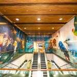 史上規模最大!手扶梯變身巨大掃描器、外牆機器手臂舞動,信義誠品化身期間限定美術館