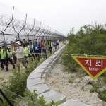 南北韓「非軍事區」驚傳槍響!南韓軍方哨所遭朝鮮人民軍開槍掃射