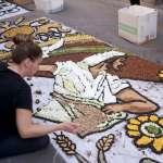 義大利節慶漫談》基督聖體聖血節:色彩繽紛的花毯慶典