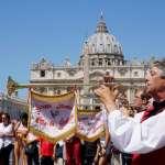 義大利節慶漫談》六月羅馬主保節:紀念永恆之城的守護聖人