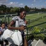網球》青少女「COCO」溫網大放異彩 14歲轉職業是發揮潛能或揠苗助長? WTA規定有理?