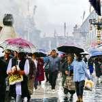 西藏真的有夠熱》有氣象紀錄以來第一遭,「無夏區」拉薩今年首次迎來夏天!